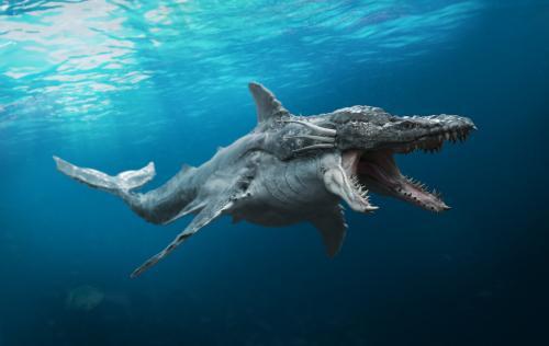 На дне Тихого океана нашли следы огромного морского монстра
