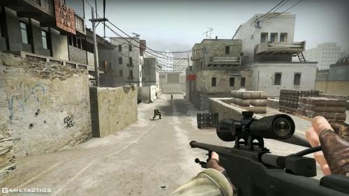 Добавлен новый интерфейс в игру Counter-Strike: Global Offensive