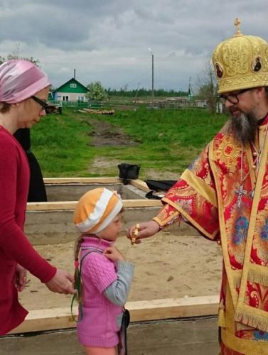 В селе Усть-Лыжа в память об умершей девочке построят часовню