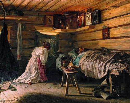 Россияне переходили в мир иной благодаря ритуалам