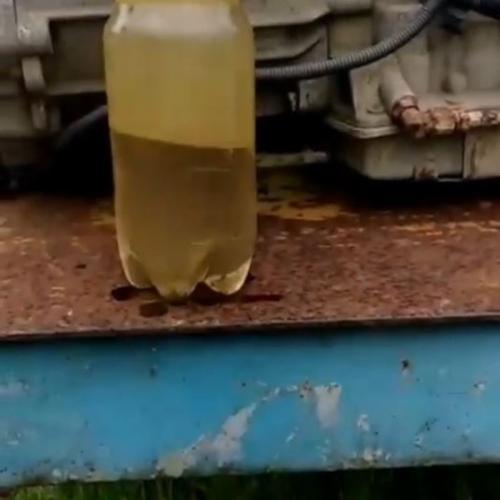 Во Владивостоке бензин «бодяжат» водой