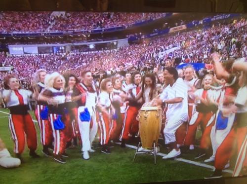 «Песни и барабаны»: Уилл Смитт и Роналдиньо зажгли на церемонии закрытия ЧМ-2018