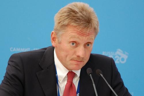 Песков назвал заявления Вашингтона по «Северному потоку-2» вопиющими