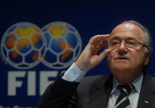 Блаттер похвалил Россию за выдающийся чемпионата мира