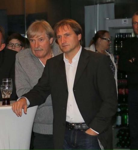 В Германии прощаются с умершим Кристофом Вестертальером