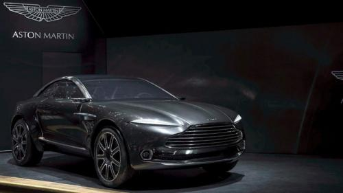 Aston Martin Dbx Will Be The Company S First Crossover On A New Platform