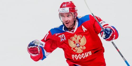 Ковальчук: «Хоккей в России – спорт номер один»