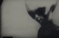 Секретное видео КГБ показало выжившего в крушении НЛО пришельца