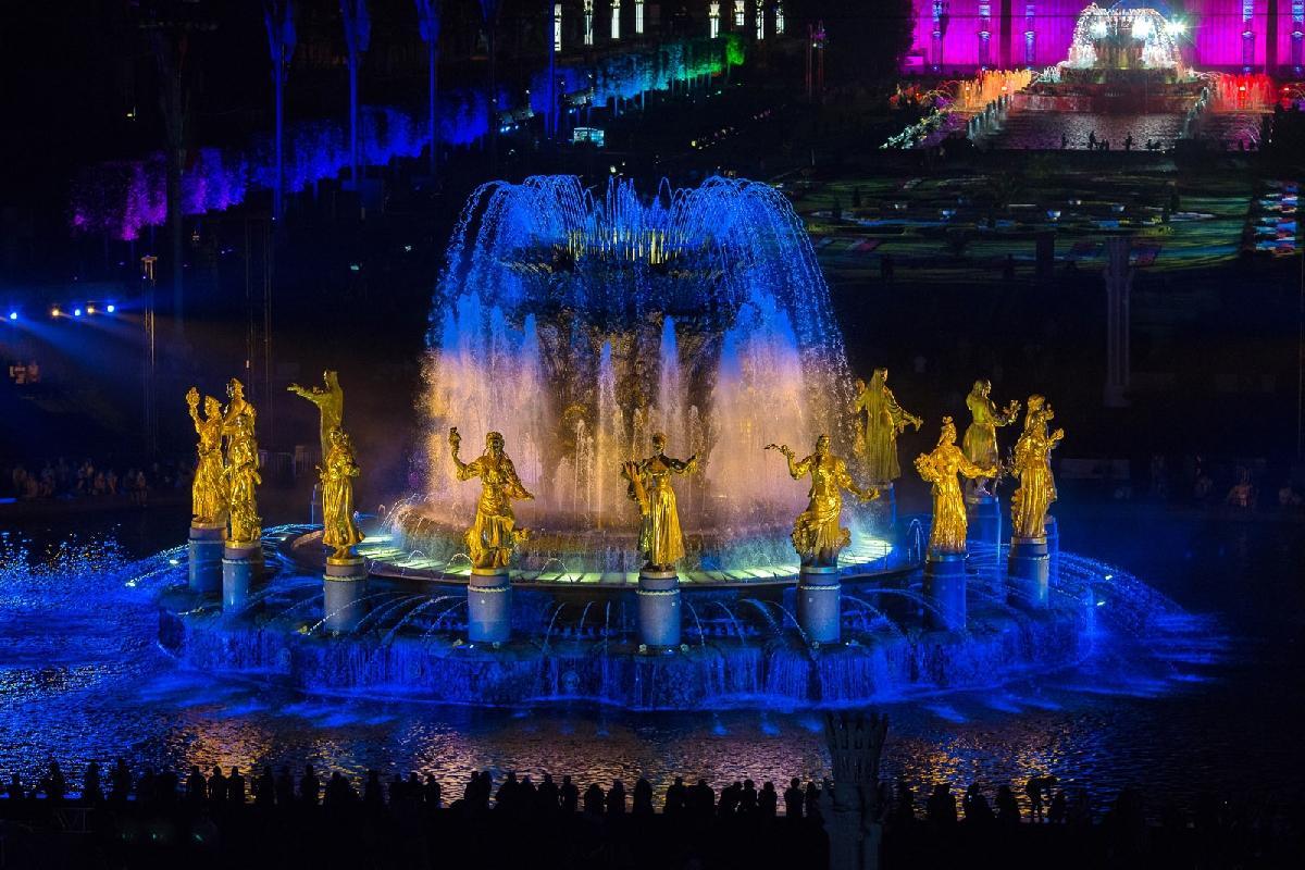 Наталья Сергунина прокомментировала ходIV интернационального фестиваля искусств «Вдохновение»
