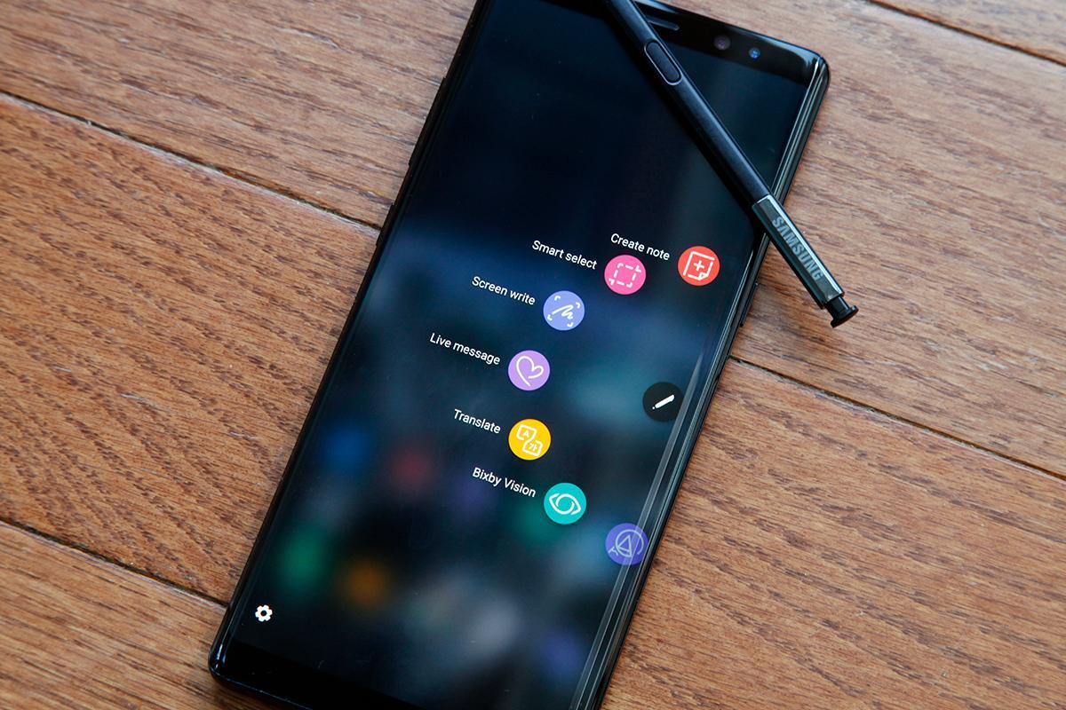 Самсунг начала принимать предзаказы на Самсунг Galaxy Note 9 доанонса