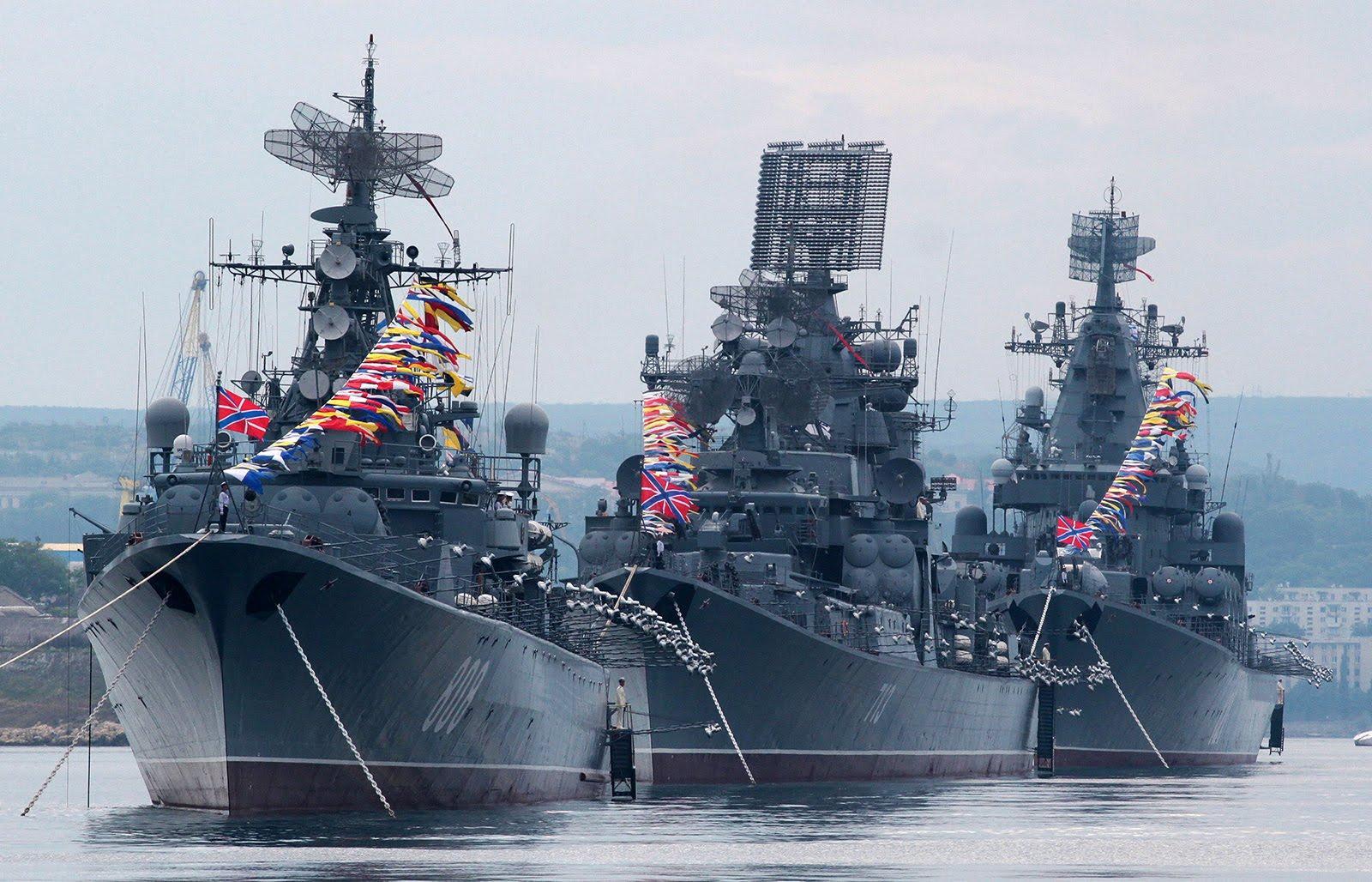 Украина посчитала русские суда, нелегально заходившие впорты Крыма