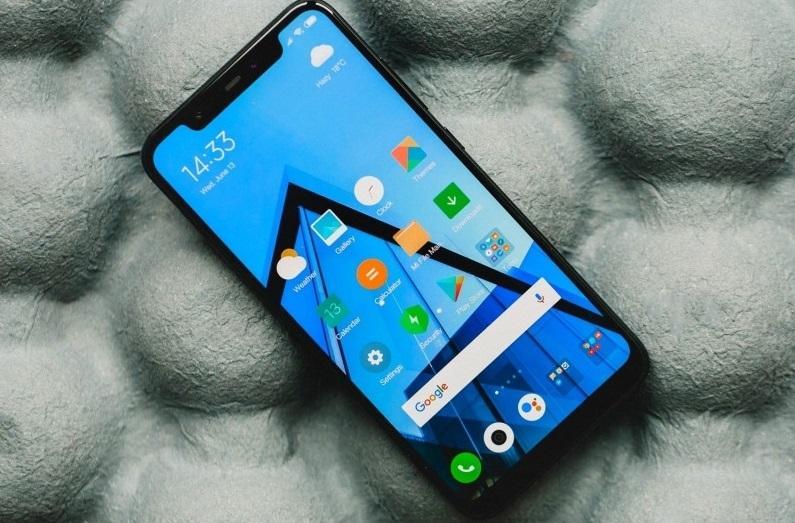 ВAnTuTu появились данные исследования девайса Xiaomi Pocophone F1
