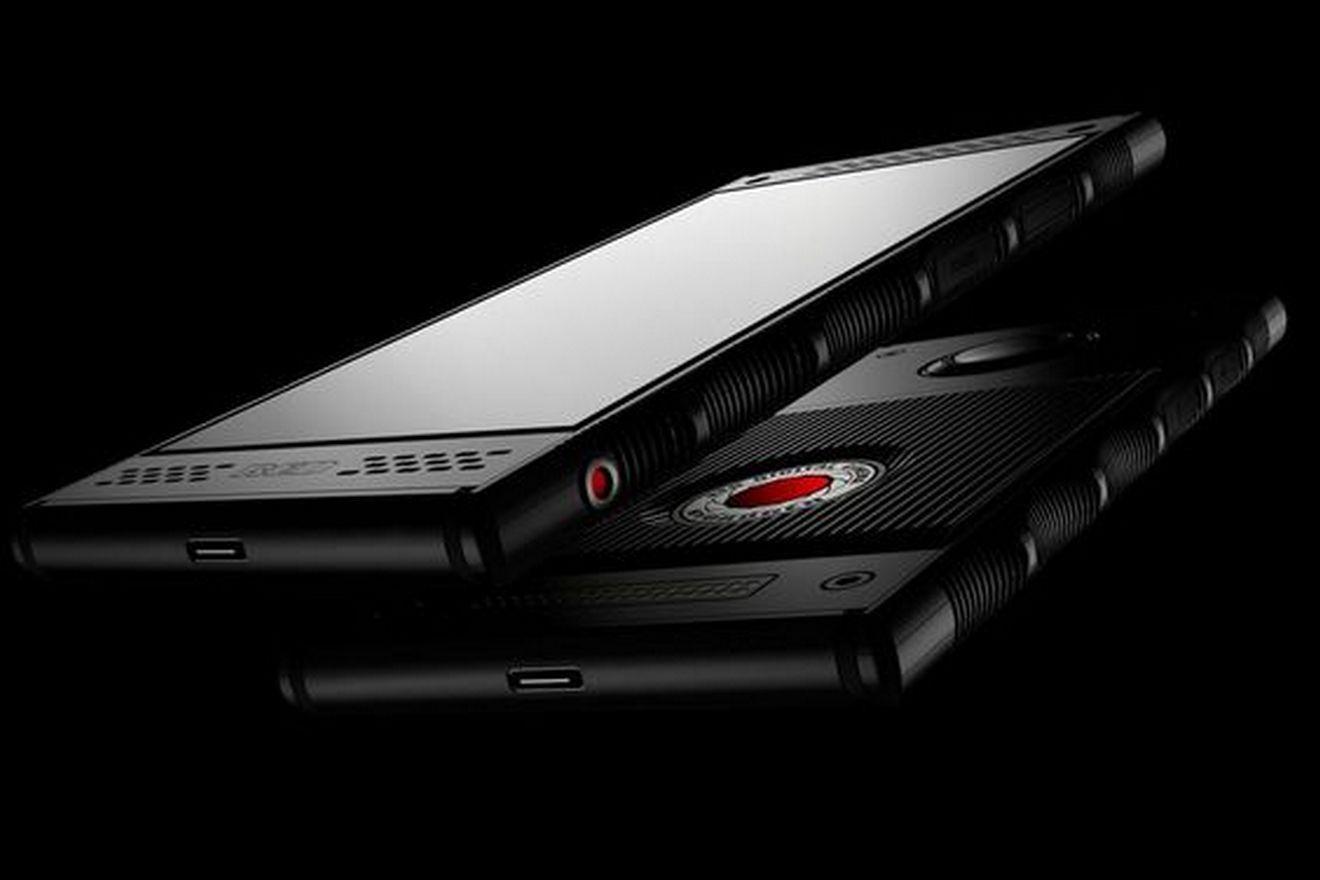 Революционный Red Hydrogen сголографическим экраном появится впродаже вконце осени