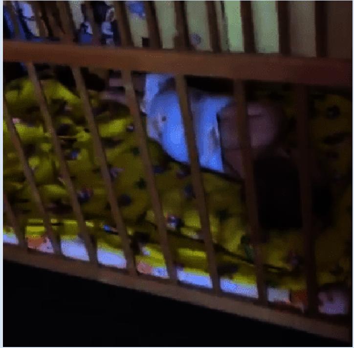 ВАстрахани вдетском саду связывали детей