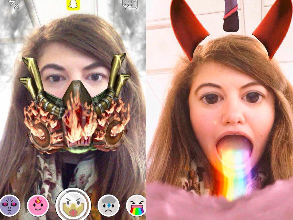 Snapchat лишился 3 млн активных пользователей заквартал