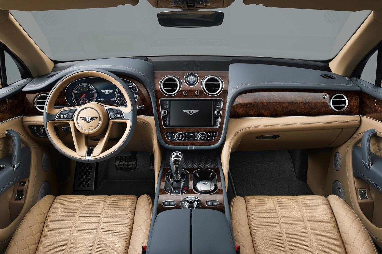 Bentley в I полугодии 2018 года нарастил продажи в России на 17%