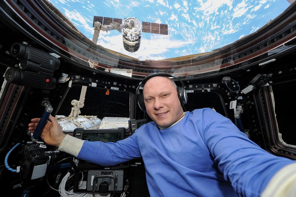 Российский космонавт внезапно обрел всемирную популярность в соцсетях