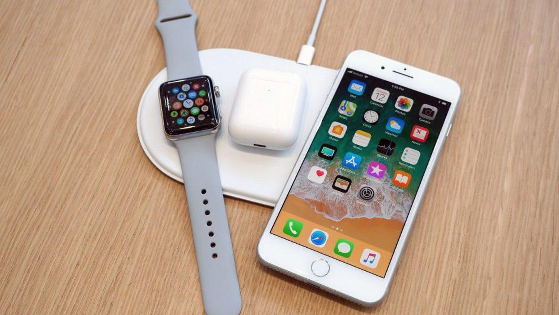 В Сети рассказали о сроках выхода и цене беспроводной зарядки Apple AirPower