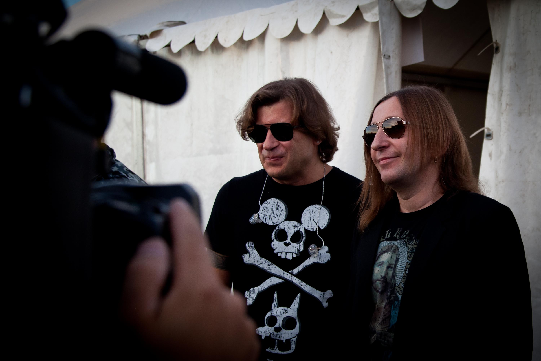 Группа «Би-2» выпустила фильм о своем рок-фестивале