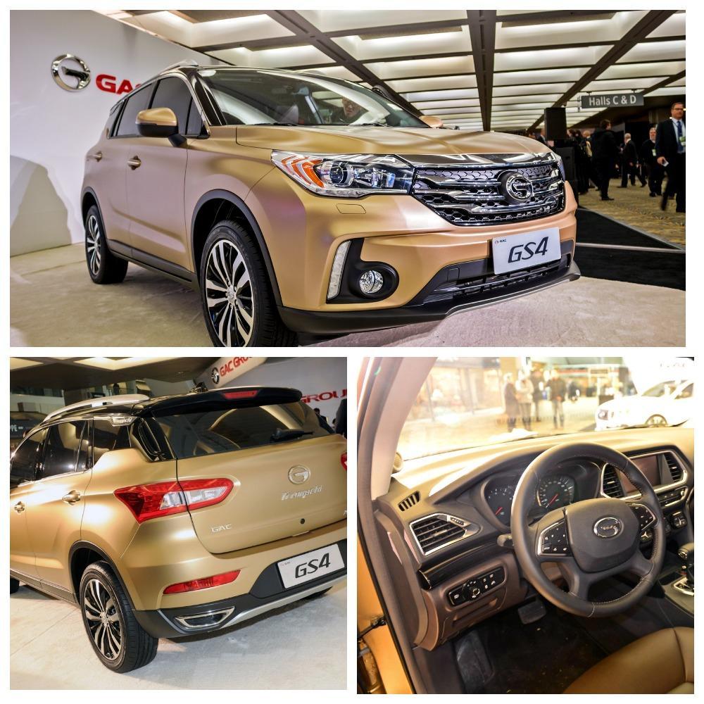 Китайский бренд GAC анонсировал выход новых машин