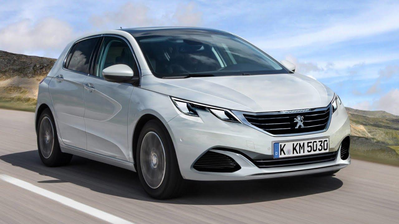 Новый хэтчбек Peugeot (Пежо) 208 окажется легче имощнее предшественника