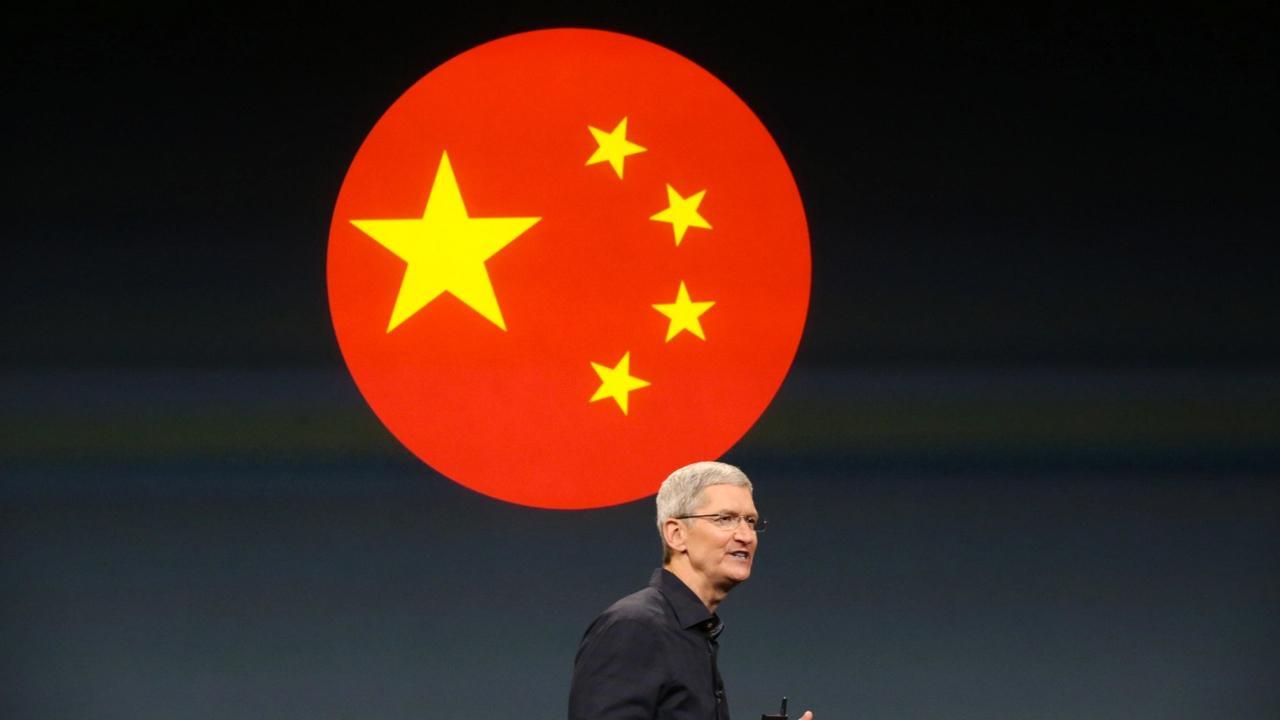 Apple удалила изкитайского App Store 25 тыс незаконных приложений