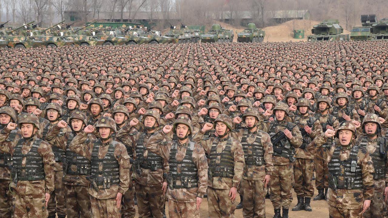 Россия, Китай и США начнут Третья мировую войну