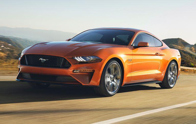 Обновленная версия Форд Mustang Shelby GT500 получит мощнейший мотор
