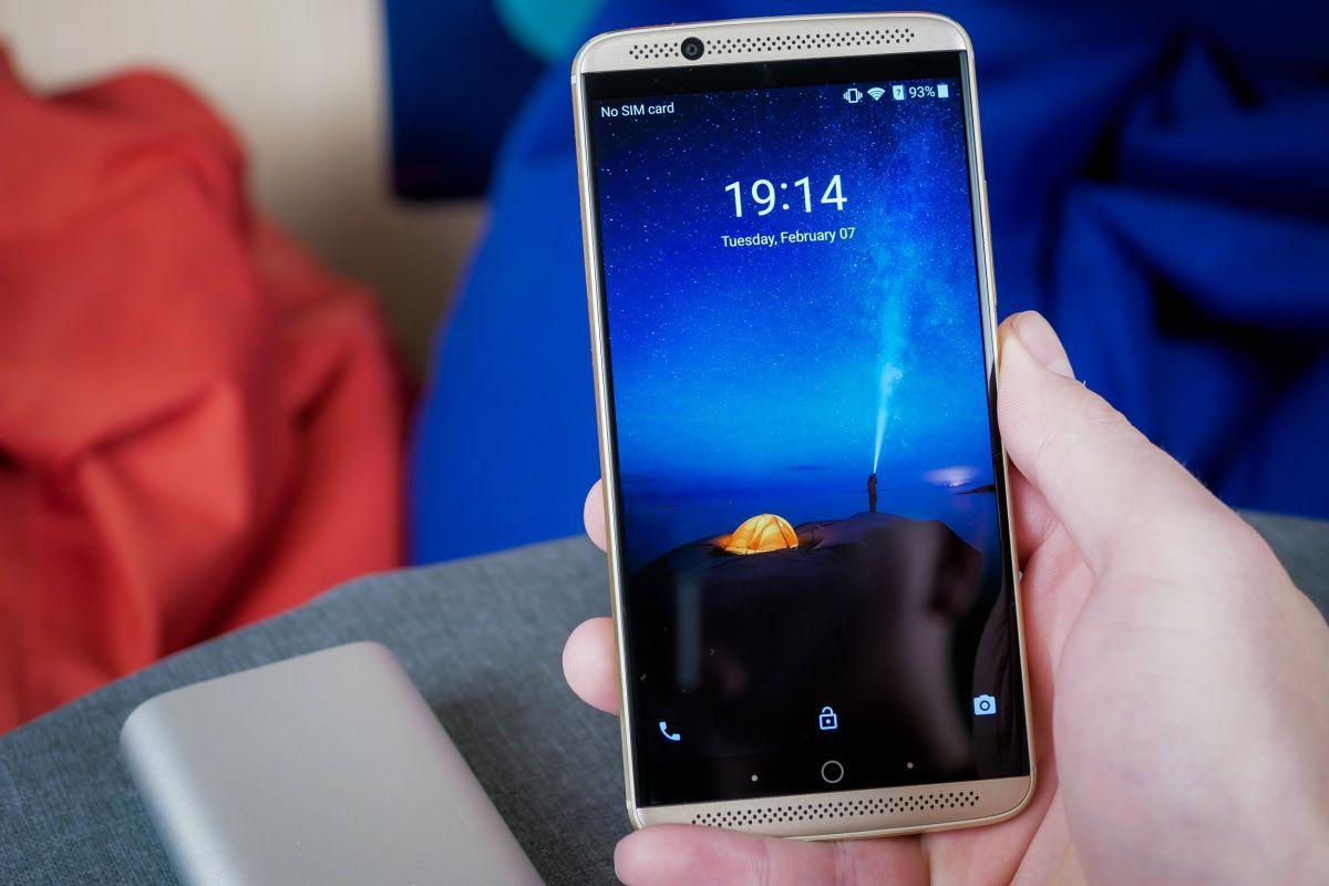 Стала известна дата выпуска телефона ZTE Axon 9 Pro