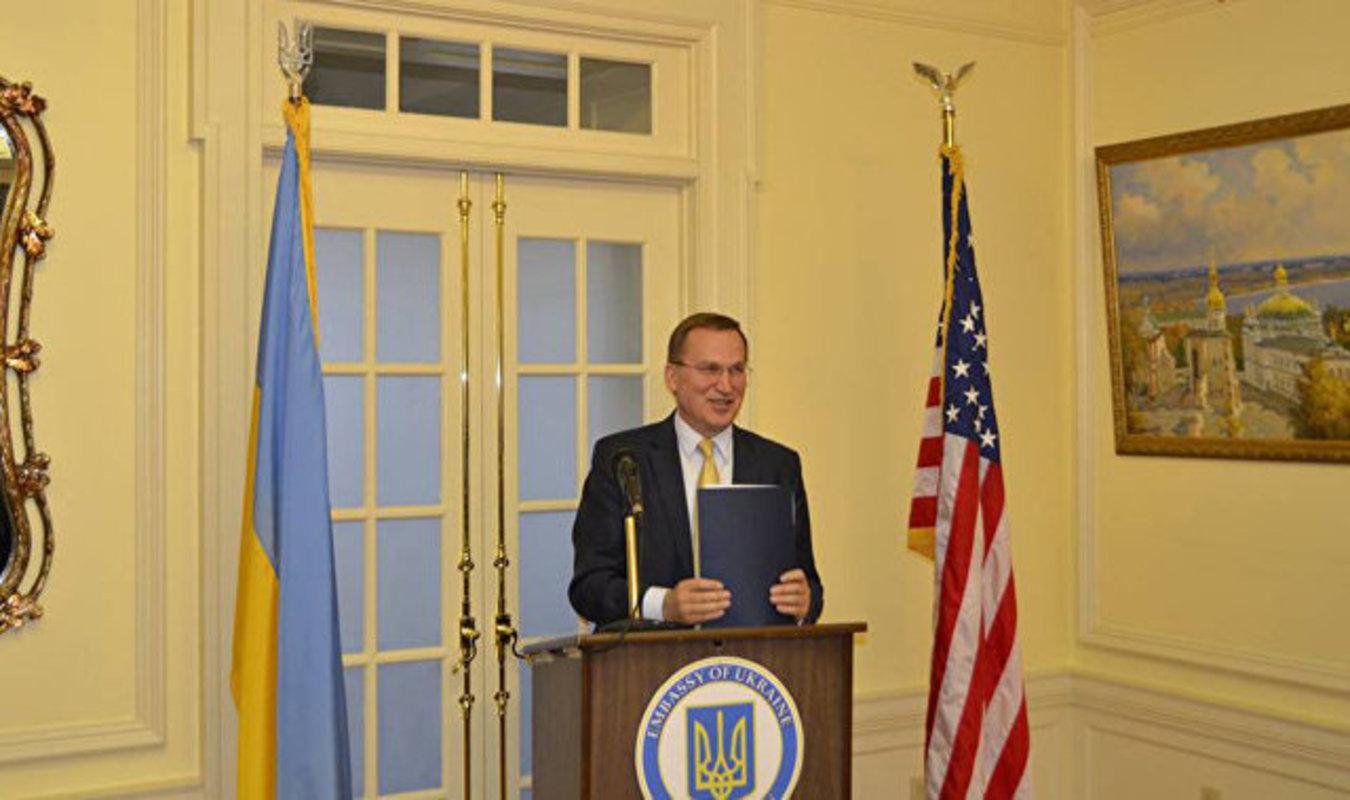 Экс-посол Украины вСША устроил пьяную езду вКиеве