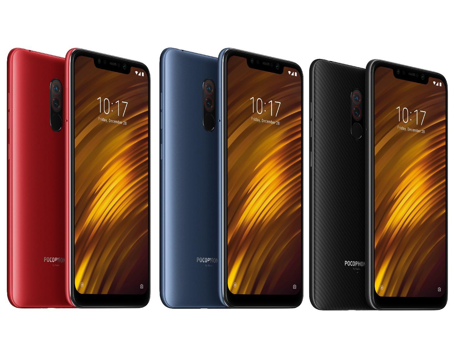 Суббренд Xiaomi Pocophone вышел на глобальный рынок