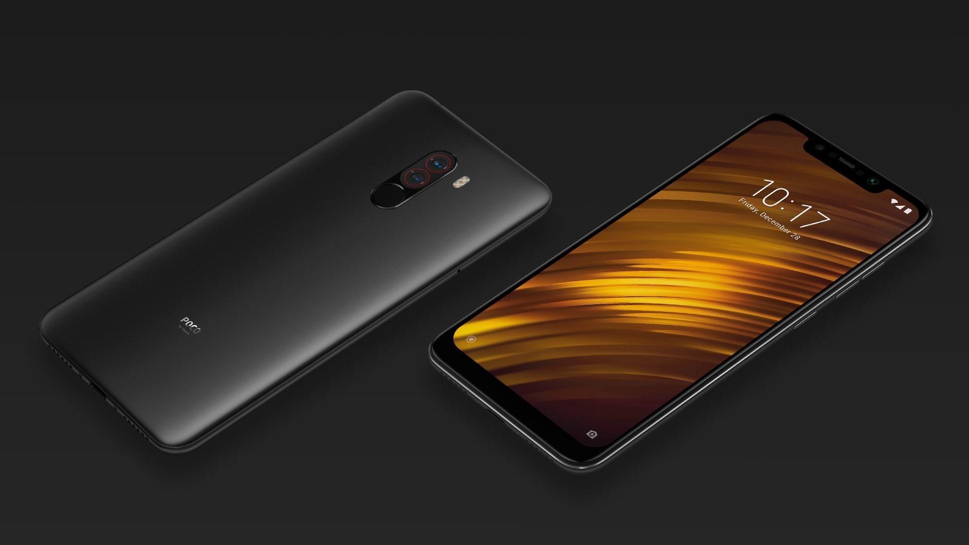 Начались международные продажи дешёвого флагмана Xiaomi Pocophone F1