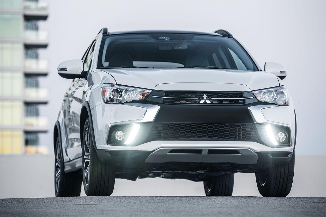 Mitsubishi назвал цену обновленного ASX в России