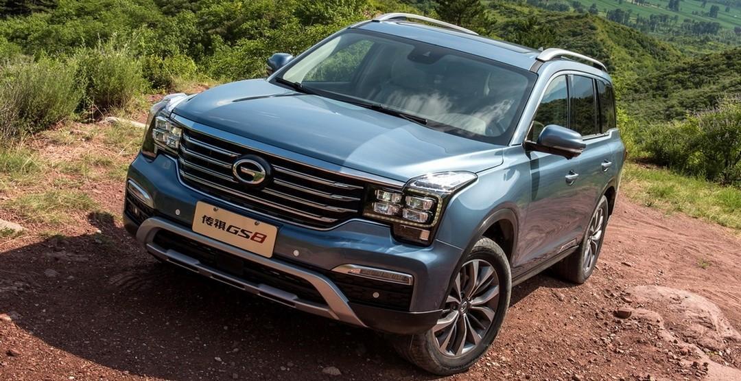 GAC Motor выходит нароссийский рынок