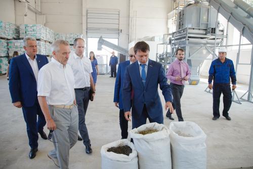 Новейшую добавку для асфальтобетона будут делать в Белгороде