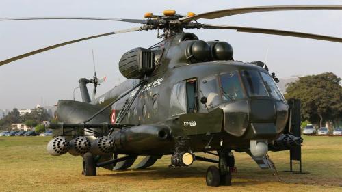 Военный летчик прокомментировал крушение двух Ми-8 в Красноярском крае