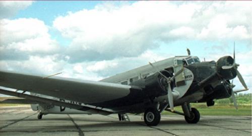 Очевидцы рассказали о подробностях крушения самолета Junkers Ju-52 в Альпах