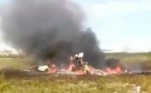 МЧС завершило работы в Красноярском крае на месте крушения вертолёта Ми-8