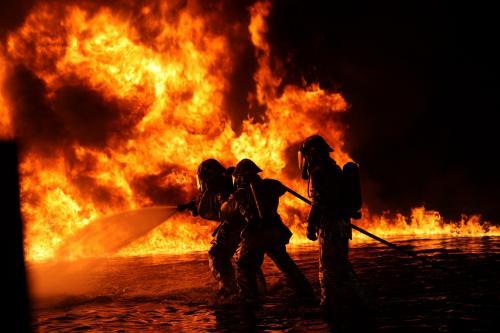 После пожара в Сочи скончалась в больнице 11-я жертва
