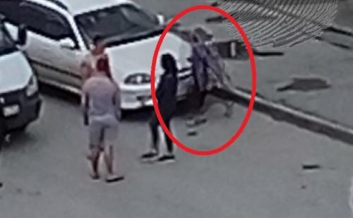 «Это его душа»: Загадочная фигура над погибшим в ДТП шокировала сеть