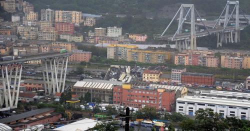 «Наши деньги забирает ЕС»: Разъярённые итальянцы ответили чиновникам о крушении моста в Генуе