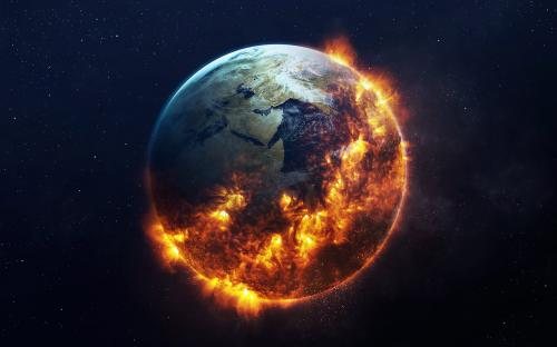 Вместо Нибиру Землю уничтожит грязь