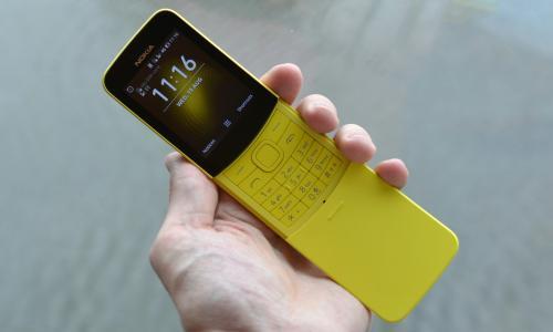 «Назад в будущее»: «Ностальгический смартфон» Nokia 8110 4G восстал из прошлого