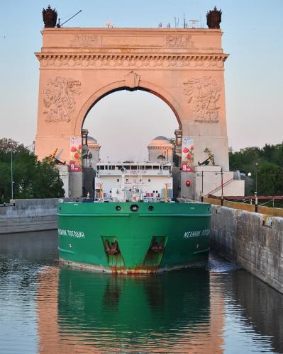 «Так будет с каждым»: Украина может забрать и продать задержанный российский танкер
