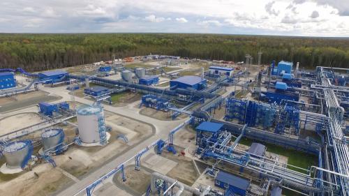 В ХМАО произошла утечка нефти