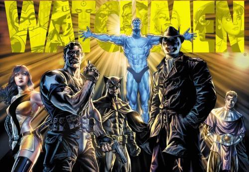 HBO снимет сериал по комиксам «Хранители»