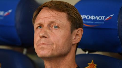 Тренер «Арсенала» считает, что его команда проиграла ЦСКА из-за ошибки арбитра