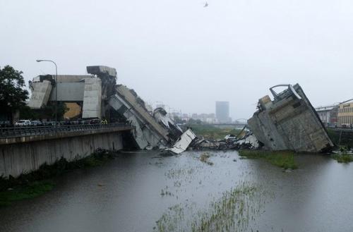 «Божья кара»: Экстрасенсы просят уничтожить проклятый мост в Генуе