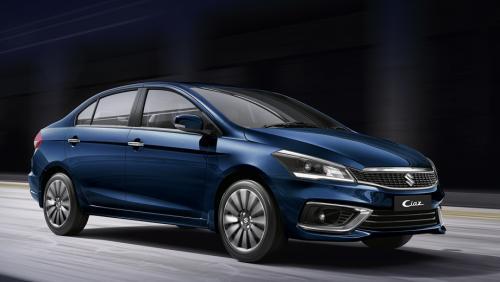 Suzuki Ciaz с обновлением получил новый бензиновый мотор