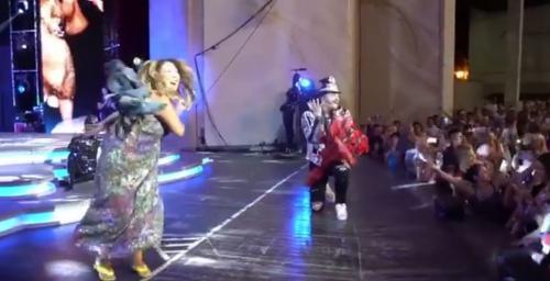 «Лучше Бузовой»: Анита Цой станцевала с Киркоровым на сцене под «Ибицу»